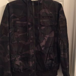 Other - Jacket USA Large in great condition.